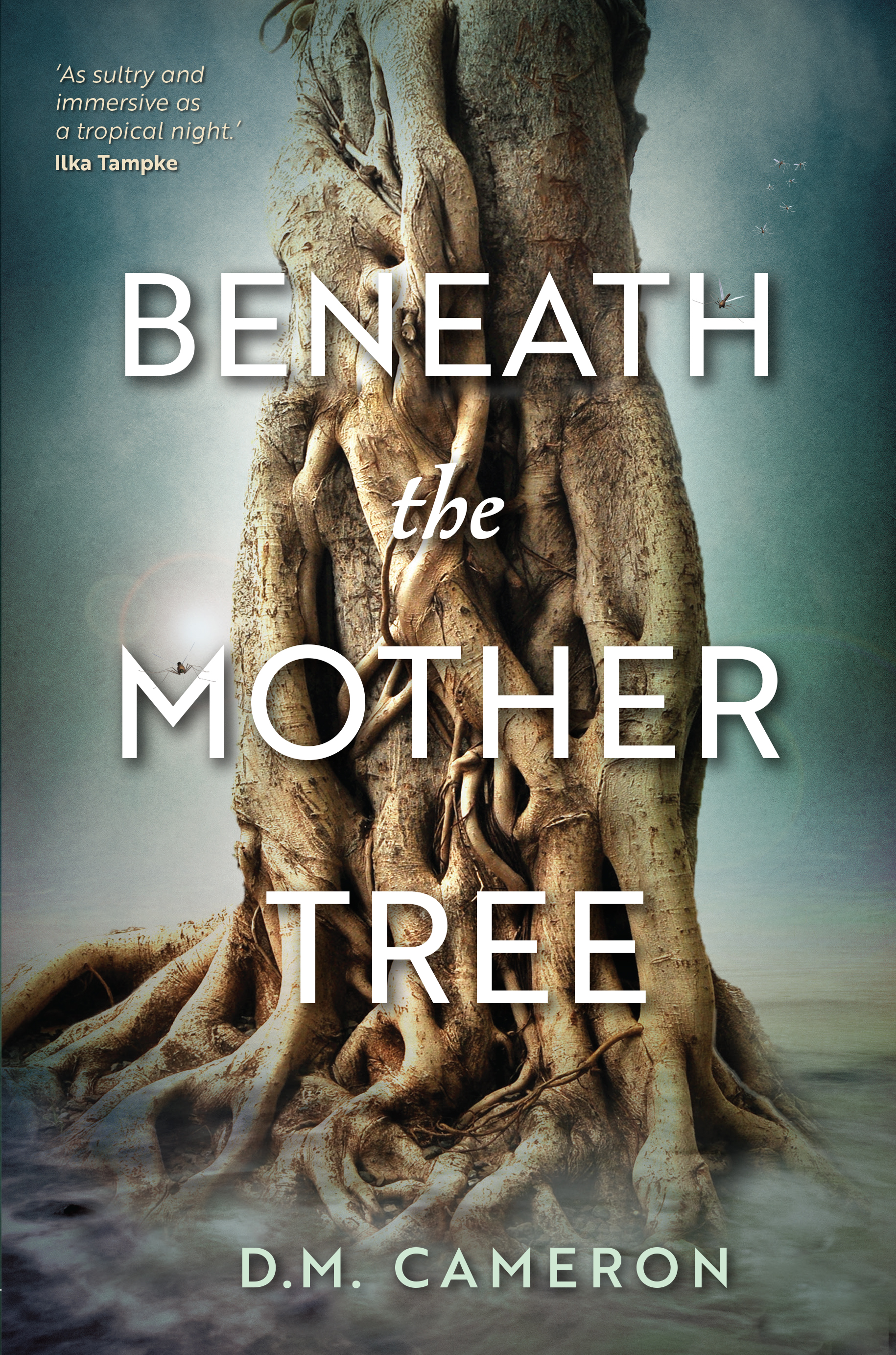 beneath the mother tree cover